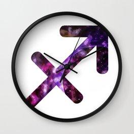 Galactic Sagittarius Wall Clock