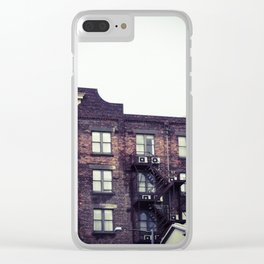 Tasmania 2013 1 Clear iPhone Case