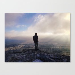 The Outlook Canvas Print