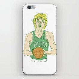 Larry Legend iPhone Skin