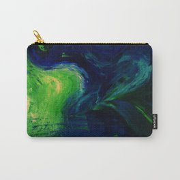 Abstract Hurricane by Robert S. Lee Carry-All Pouch
