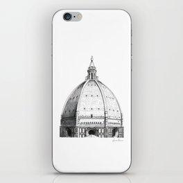 Cupola di Santa Maria del Fiore iPhone Skin
