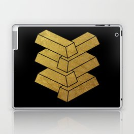 illusory (Black) Laptop & iPad Skin