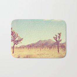 Joshua Tree photograph, desert print, No. 189 Bath Mat