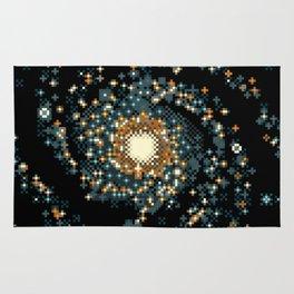 Pinwheel Galaxy M101 (8bit) Rug