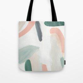 Pastel Pumpkin Patch Tote Bag