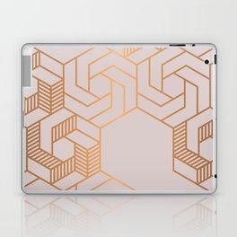 Hex 612 Copper Laptop & iPad Skin