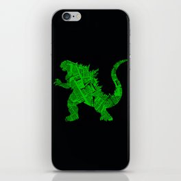 Godzilla - II iPhone Skin