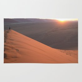 Sunrise from Dune 45 Rug