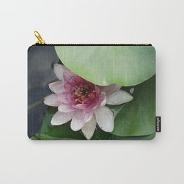 Beautiful Lotus Flower Carry-All Pouch