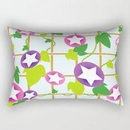 Vintage Japanese cool star pattern Rectangular Pillow