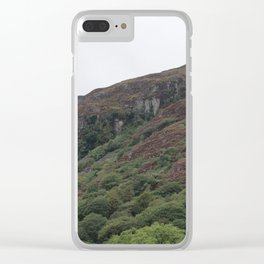 Wales Landscape 3 Cader Idris Clear iPhone Case