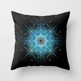 Dimensional Tensegrity Throw Pillow