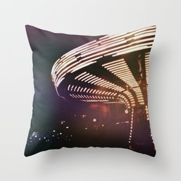Welcome To The Carnival Throw Pillow