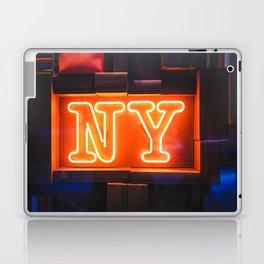 Neon NY Laptop & iPad Skin