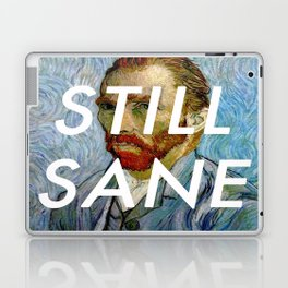 van Gogh is Still Sane Laptop & iPad Skin