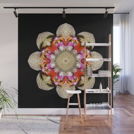 Orchidstration Wall Mural