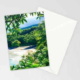 Hamoa Beach Hana Maui Hawaii Stationery Cards