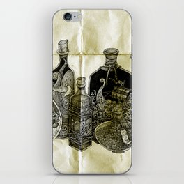 sea witch's cabinet iPhone Skin