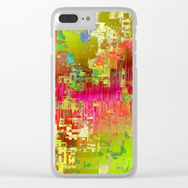 oooh la la. summertime loves Clear iPhone Case