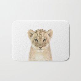 Baby Lion Bath Mat