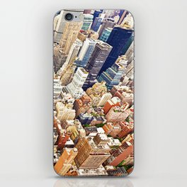New York Buildings iPhone Skin