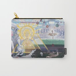 Away We Go Carry-All Pouch