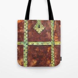Pirate's Treasure Chest Tote Bag