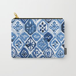 Arabesque tile art Carry-All Pouch