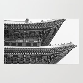 Gyeongbokgung Palace Rug