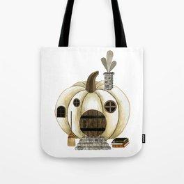 pumpkin home Tote Bag
