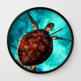 Marine sea fish animal Wall Clock