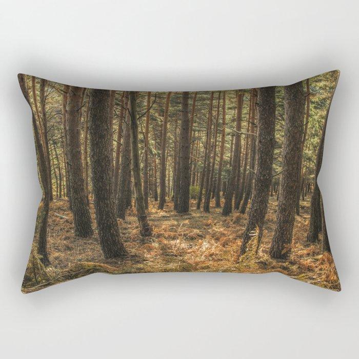 Forest #12 Rectangular Pillow