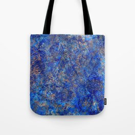 earth, shattered. Tote Bag