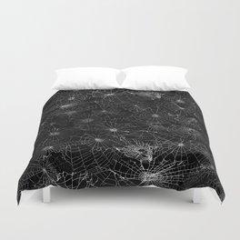 cobwebs Duvet Cover