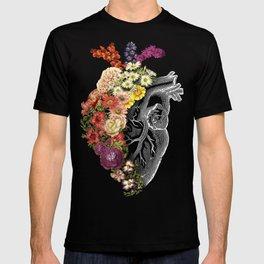 Flower Heart Spring T-shirt