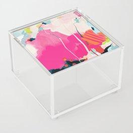 pink sky II Acrylic Box