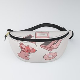 cute stickers Fanny Pack