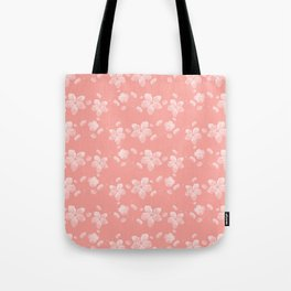 Sakura Pattern Tote Bag