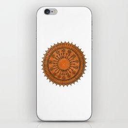 Vesicle Mandala 01 iPhone Skin