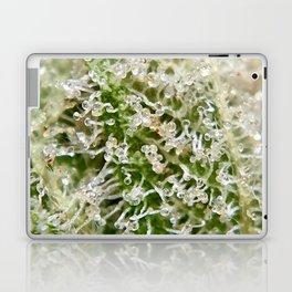 Gorilla Glue #4 Top Shelf Indoor Hydroponic Trichomes Close Up GG#4 Laptop & iPad Skin