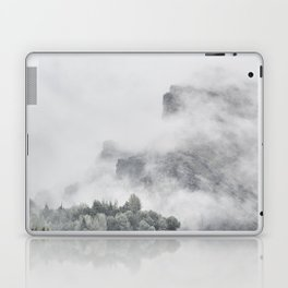 """""""The mountains are calling to me"""" Laptop & iPad Skin"""