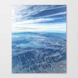 The expanse Canvas Print