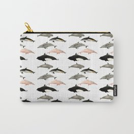 Dolphins and porpoises Carry-All Pouch
