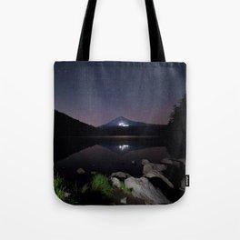 A Trillium Night Tote Bag