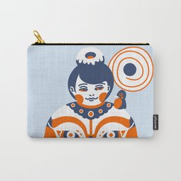 Gratified Carry-All Pouch