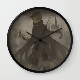 Mistborn Wall Clock