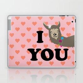 I llama you Laptop & iPad Skin