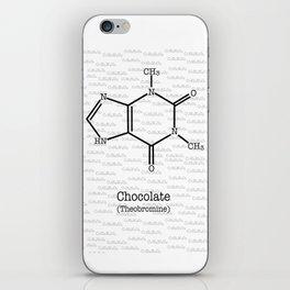 Chocolate iPhone Skin