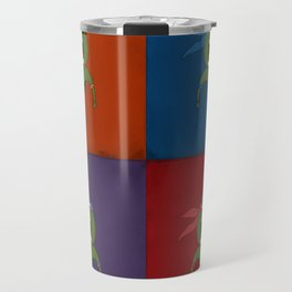 Screaming Turtles Travel Mug